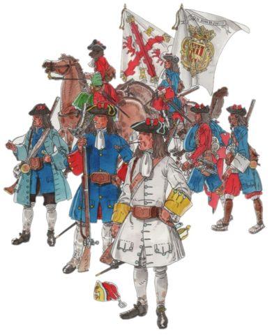 Borbons i botiflers 1705-1714