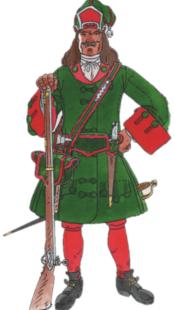 Cia Hortolans Sant Antoni Granader 1706