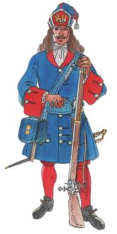 Cia Manyans 1710 Granader