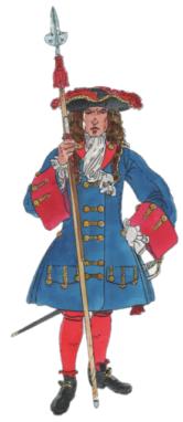 Cia Taverners capita Andreu teixido 1706