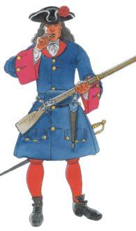 Cia Fadrins sastres 1710
