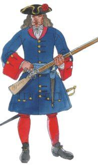 Cia Ferrers i calderers 1710