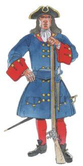 Cia Taverners 1710