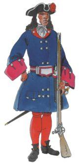 Cia Teixidors lli 1710