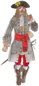Coronel Francesc Macià i Ambert Conegut com a Bac de Roda St. Pere de Roda 1658 – Vic 1713