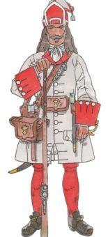 16 Regiment Joan Francesc Ferrer Granader