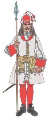 6 Reg Joan Francesc Ferrer Alferes granaders