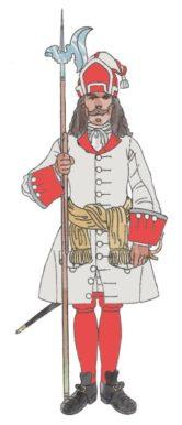 7 Reg Joan Francesc Ferrer Sergent Granader