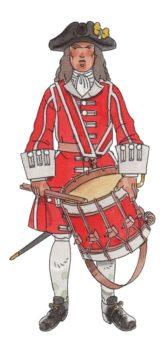 Rgt. John Richards tambor